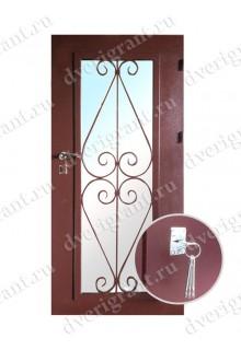 Металлическая дверь - модель - 18-006
