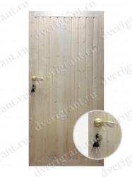 Металлическая дверь для дачи - 18-007