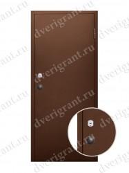 Металлическая дверь - 15-30