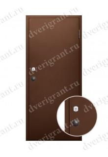 Металлическая дверь - модель - 15-30