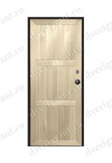 Металлическая дверь - модель - 15-31