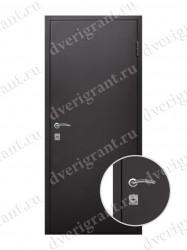 Металлическая дверь для дачи - 15-33