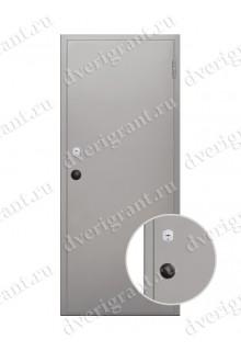 Техническая металлическая дверь 19-025