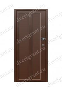 Техническая металлическая дверь 19-028