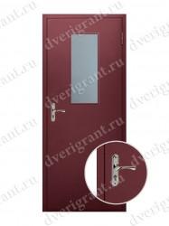 Металлическая дверь - 19-030