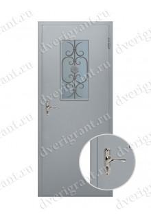 Металлическая дверь - модель - 19-034