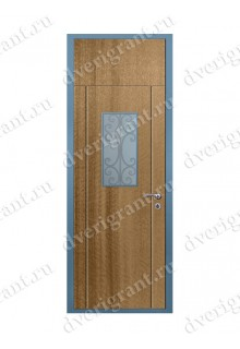Металлическая дверь - модель - 19-035