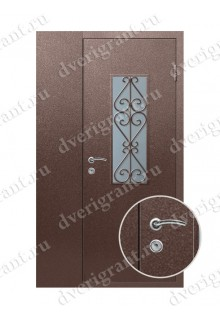 Металлическая дверь - модель - 19-036
