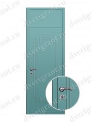 Металлическая дверь - 19-039