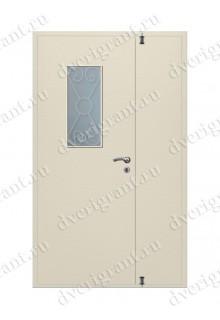 Металлическая дверь - модель - 19-043