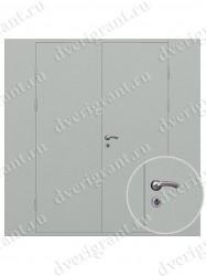 Металлическая дверь - 19-045