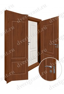 Металлическая дверь - модель - 19-054