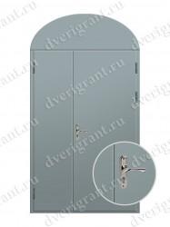 Металлическая дверь - 15-25