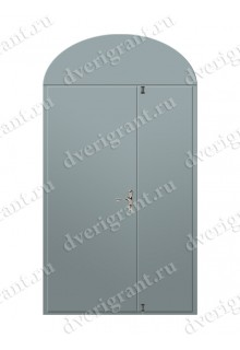Металлическая дверь - модель - 15-25