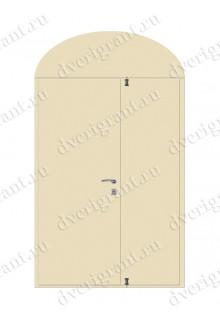 Металлическая дверь - модель - 15-26