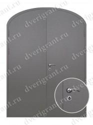 Металлическая дверь - 15-28