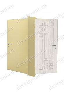 Металлическая дверь - 20-022