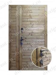 Металлическая дверь - 15-10