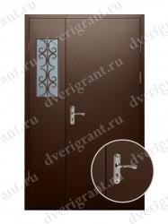 Металлическая дверь - 21-006