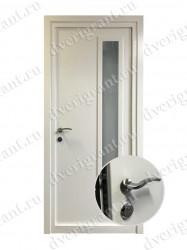 Входная металлическая дверь - 21-08