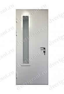 Техническая металлическая дверь 21-08