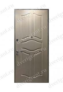 Входная металлическая дверь эконом класса 21-10