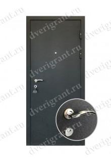 Входная металлическая дверь эконом класса 21-11