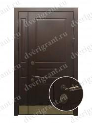 Металлическая дверь - 22-15