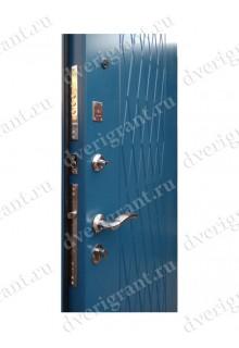 Металлическая дверь - 22-16