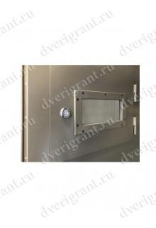 Металлическая дверь - 22-11