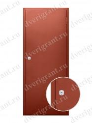 Строительная дверь - 23-002