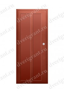Металлическая строительная дверь - 23-002