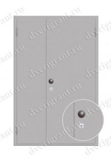 Металлическая дверь - модель - 23-004