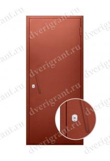 Металлическая дверь - модель - 23-007