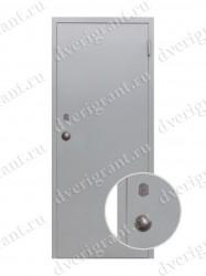 Строительная дверь - модель 23-008