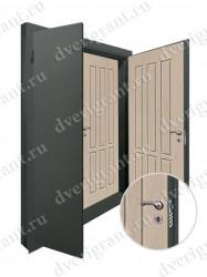 Металлическая дверь - 24-019