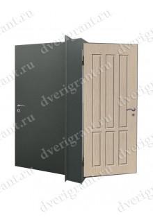 Металлическая дверь - модель - 24-019