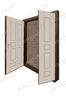 Металлическая дверь - модель - 24-020