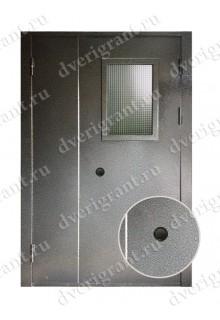 Металлическая дверь для подъезда 24-25