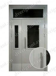 Металлическая входная дверь 24-27