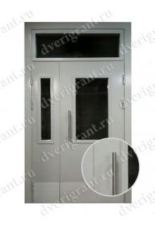 Металлическая дверь для подъезда 24-27