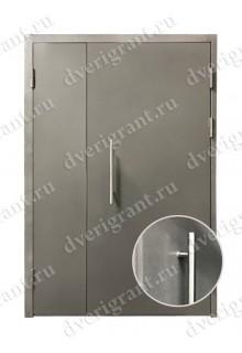 Металлическая дверь для подъезда 24-28