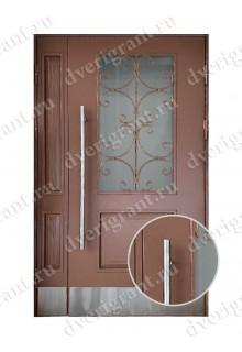 Металлическая дверь для подъезда 24-31