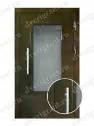 Металлическая входная дверь 24-35