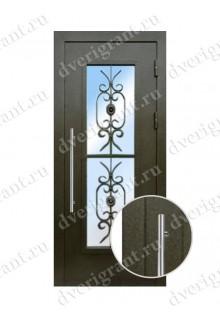 Металлическая дверь для подъезда 24-36