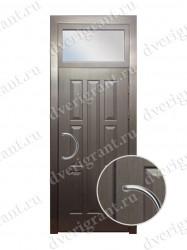 Металлическая входная дверь 24-37