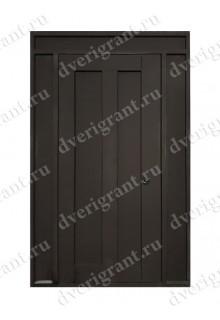 Металлическая дверь для подъезда 24-39