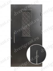 Металлическая входная дверь 24-40