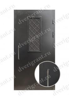 Металлическая дверь для подъезда 24-40