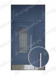 Металлическая входная дверь 24-41